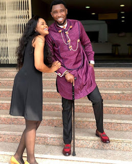 Timi Dakolo And His Wife All Smiles In Adorable Photos
