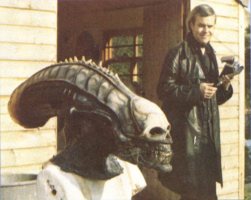 Alien Explorations: Alien: Carlo Rambaldi's Alien Head