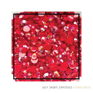 JULY | CRYSTALS