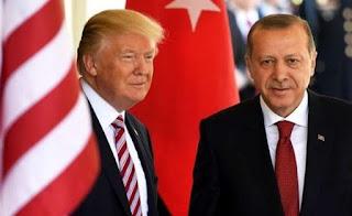 """Ερντογάν: Οι ΗΠΑ προσπαθούν να μας """"τιμωρήσουν"""" και μας υπονομεύουν"""