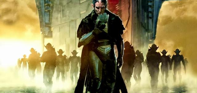 Thor: The Dark World - Malekith împreună cu elfii întunecaţi