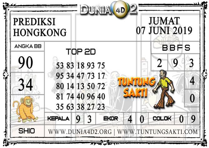 """Prediksi Togel """"HONGKONG"""" DUNIA4D2 07 JUNI 2019"""