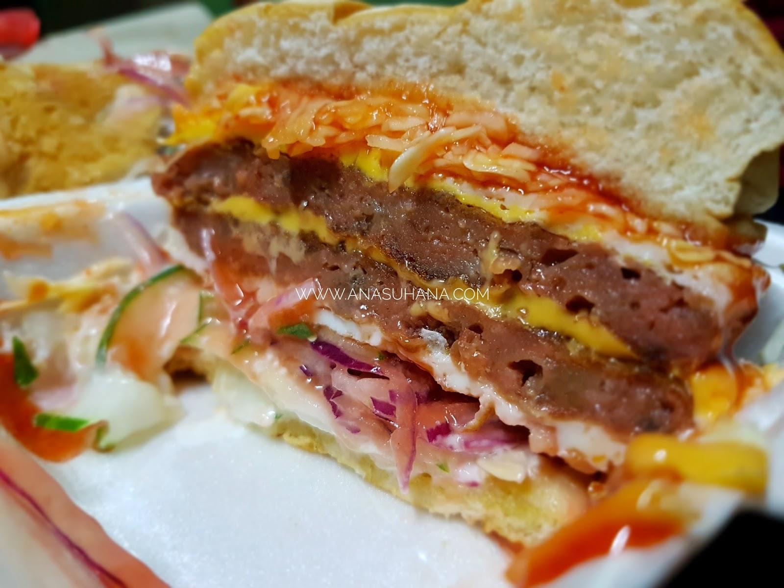 Burger Ramly Tetap Burger Lejen