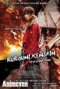 Sát Thủ Huyền Thoại - Rurouni Kenshin 2014 Poster