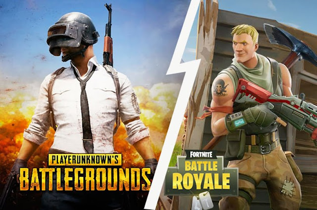 Fortnite Tips And Tricks And PUBG Differences