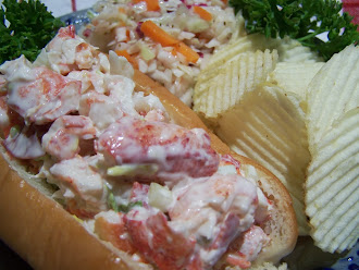 Classic Maine Lobster Roll