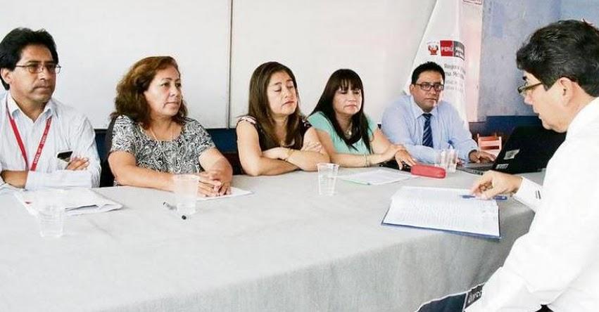 MINEDU evaluará desempeño de docentes con cargos en las UGEL - www.minedu.gob.pe