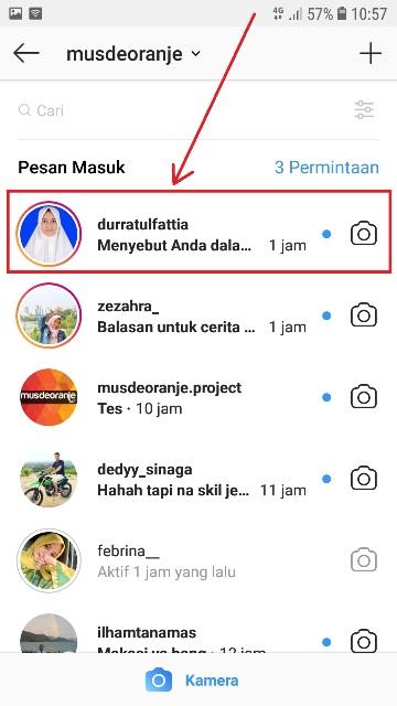 Cara Repost Story Instagram Orang Lain