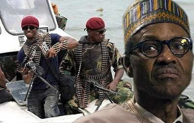 3 militant groups agree to dialogue with Buhari