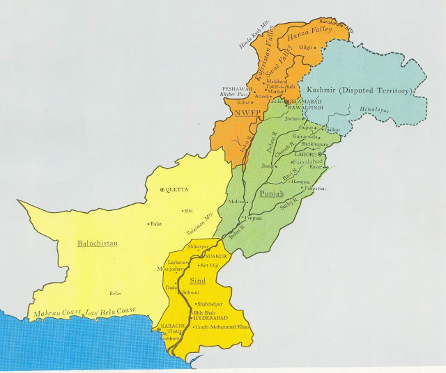 Maharashtra Balochistan Connection
