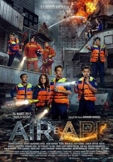 Download Air & Api (Si Jago Merah 2) (2015)