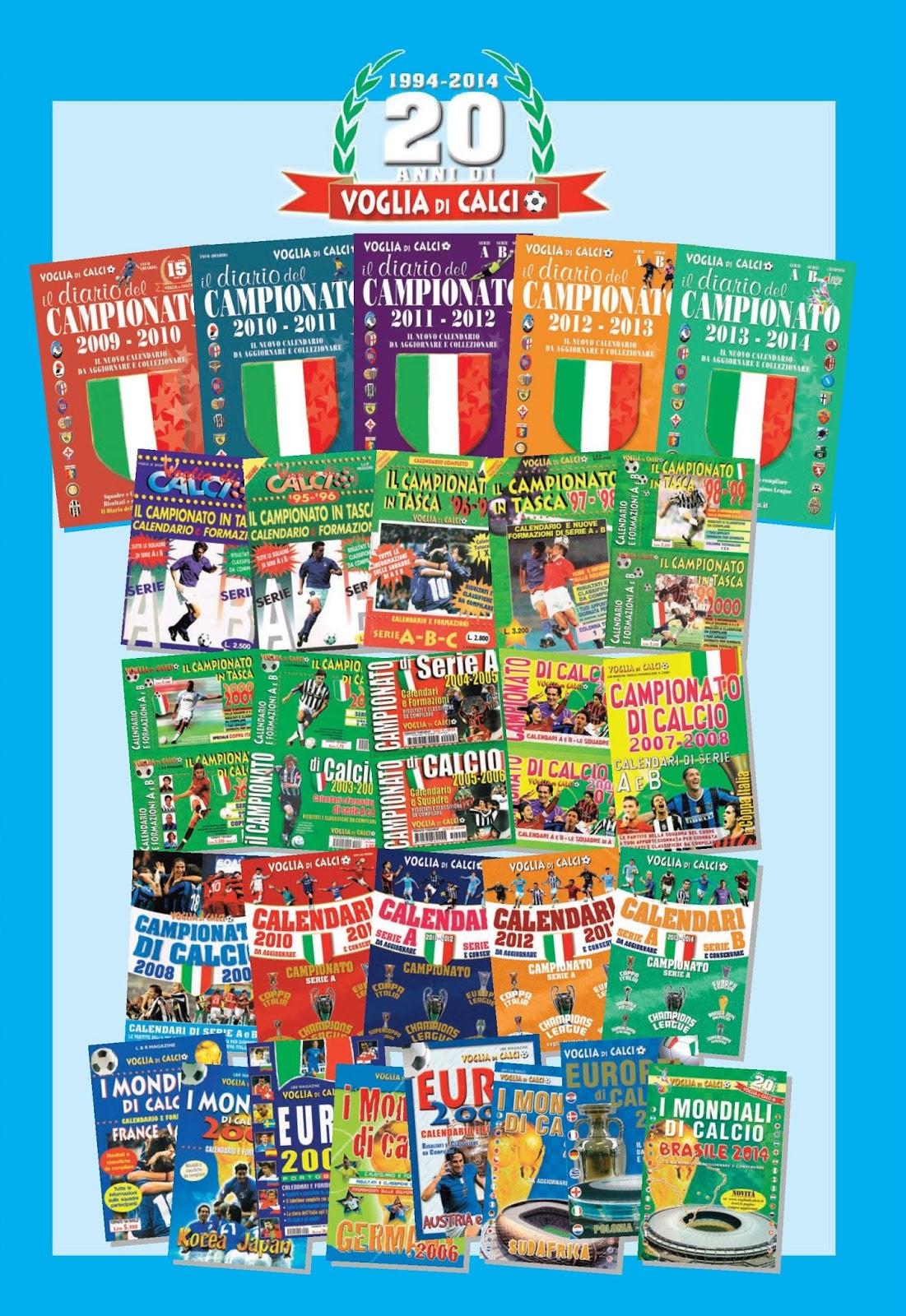 Calendario Calcio Spagnolo.Voglia Di Calcio