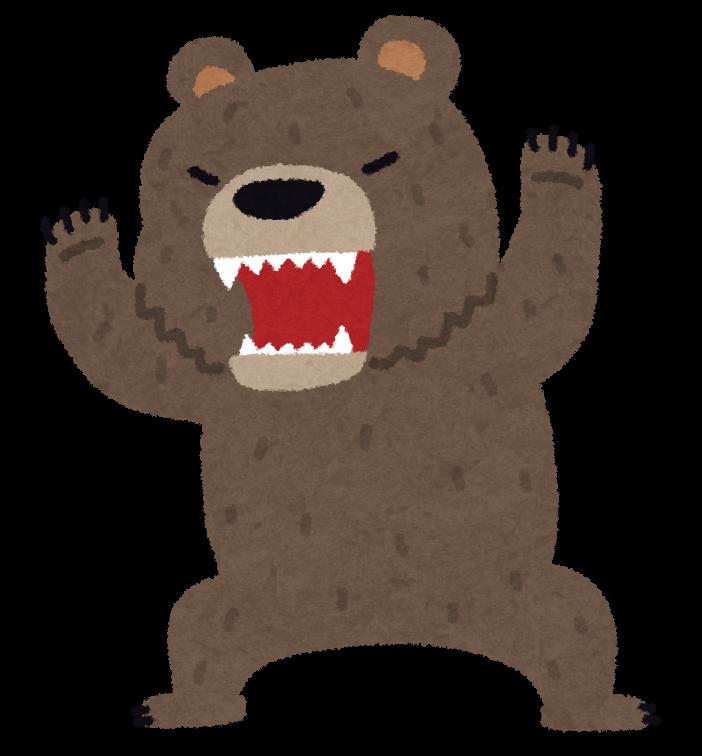 怖い ヒグマ キャンプ場でリアルに熊に遭遇して分かった事