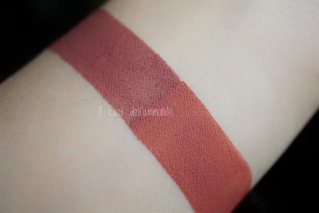 Kat Von D, Liquid Lipstick, Lolita, Swatch