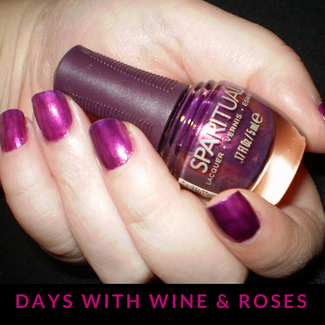 SPARitual days of wine and roses