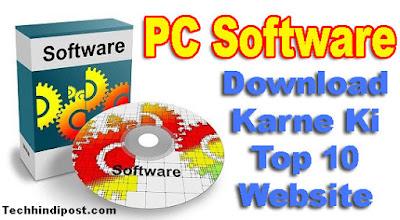 top 10 Computer free software download website