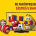 """Castiga 1 televizor Smart 55"""" Samsung in valoare de 1200 EURO sau genti sport M&M's"""