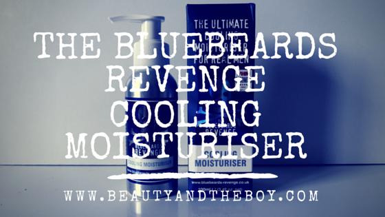 The Bluebeard Revenge Cooling Moisturiser Review