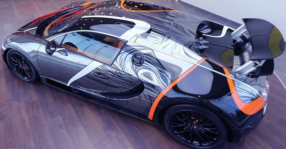absurdly wrapped bugatti veyron super sport for sale in saudi arabia. Cars Review. Best American Auto & Cars Review