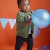 Iyanya Wishes Ubi Franklin's Son, Jayden A Happy Birthday (Photos)