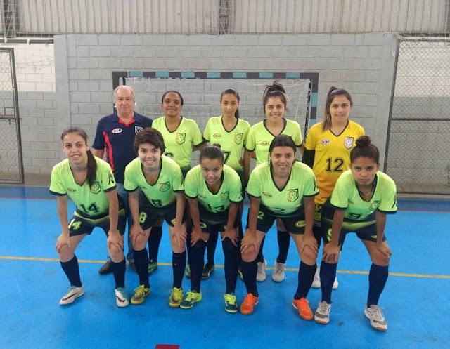 Futebol Feminino do Brasil