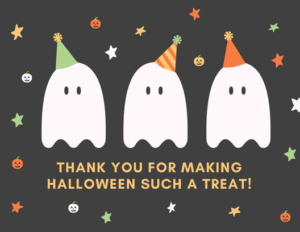 HalloweenThankYouGhosts