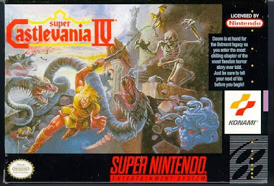 Let's Play Super Castlevania IV SNES Walkthrough
