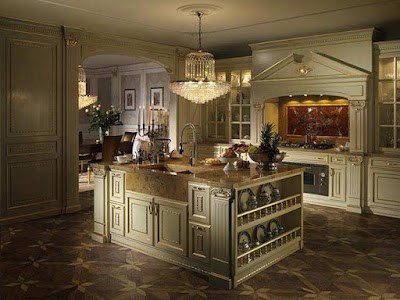 luxury Italian kitchen decor 2018 - Italian style kitchen furniture