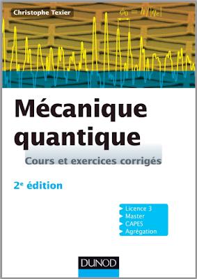 Télécharger Livre Gratuit Cours et exercices corrigés - Mécanique quantique pdf