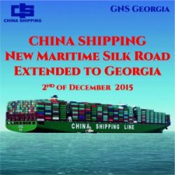 AFRICAN SHIPPING LINE - ASLINE: CHINA SHIPPING CONTAINER