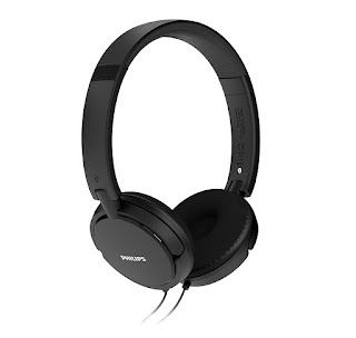 Philips SHL5000/00 On Ear Headphone with Deep Bass