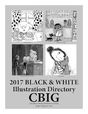 2017 CBIG Black & White Illustration Directory