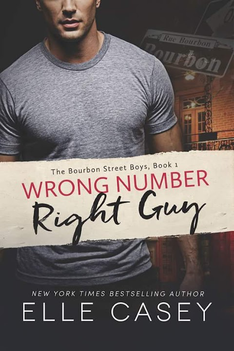Wrong Number, Right Guy, de Elle Casey