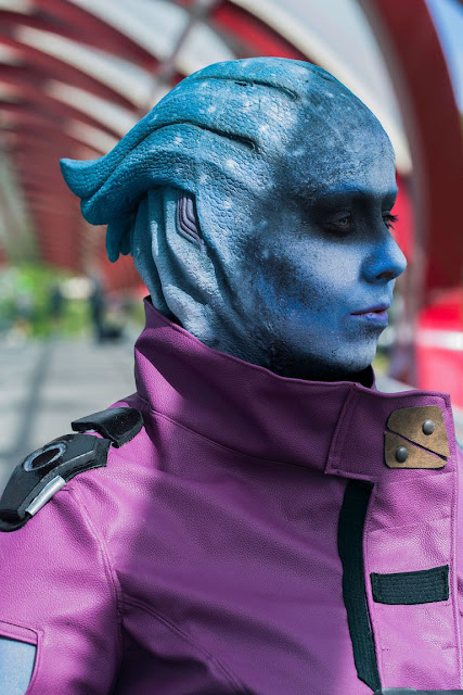 peebee cosplay costume masseffect