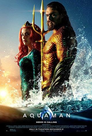 Aquaman 2018 Dual Audio Hindi 1.1GB HDTS 720p
