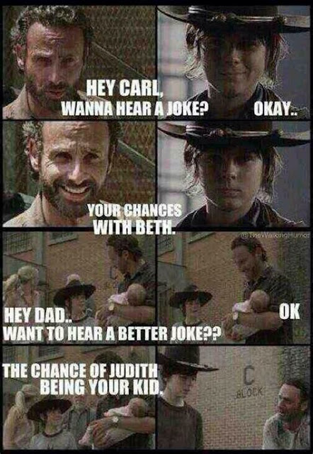 The Walking Dead TV show Top Quotes