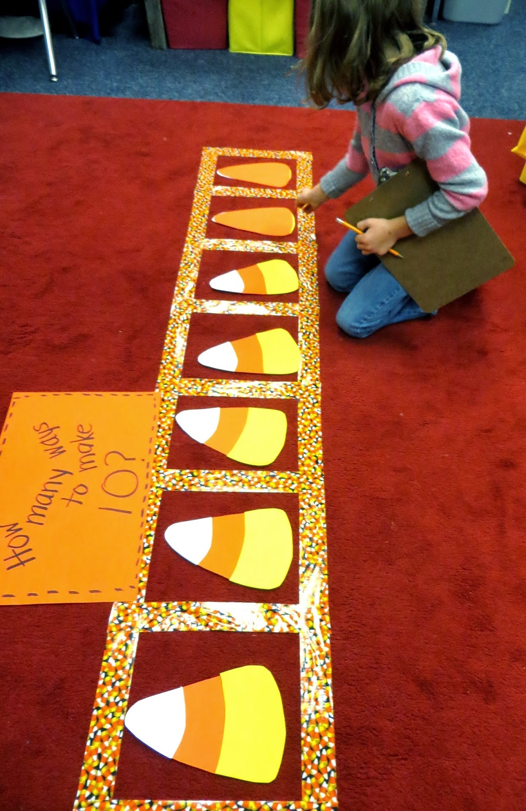 First Grade Wow Composing And Decomposing Numbers And Pumpkins