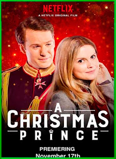 A Christmas Prince (2017) | DVDRip Latino HD GDrive 1 Link