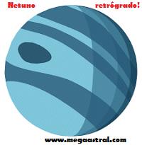 Significado de Netuno retrógrado