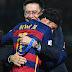 """Neymar faz chacota com dirigente do Barcelona: """"Esse presidente é uma piada"""""""