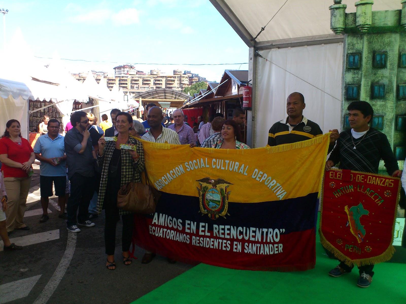 Asociaci n de ecuatorianos residentes en cantabria 1 - Cocina economica santander ...