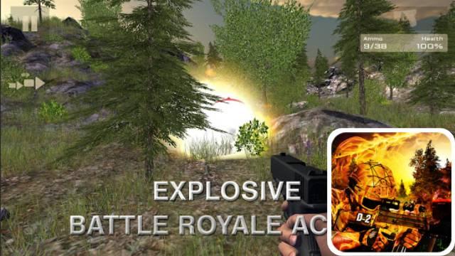 Battle Royale Simulator - 7 Rekomondasi Game Mirip PUBG Tapi OFFLINE yang Wajib Kamu Install