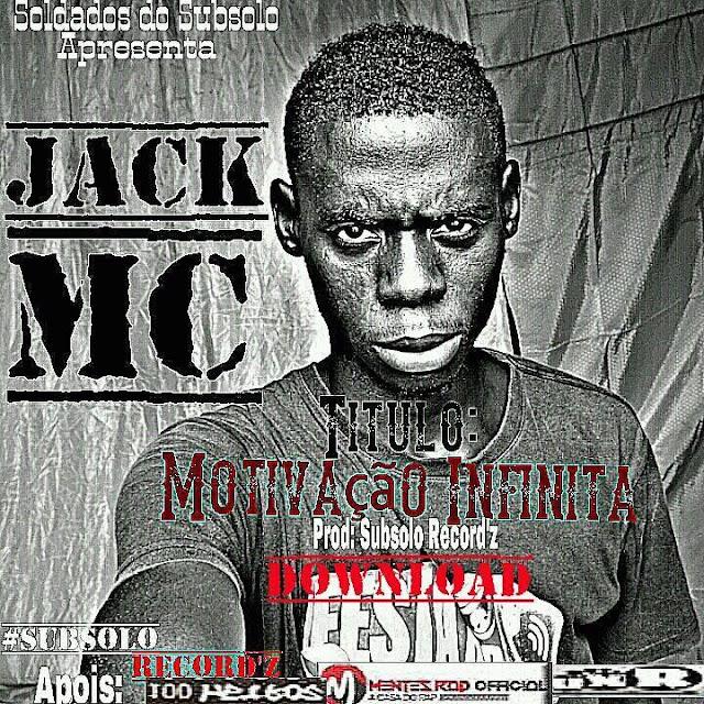 Jack Mc lança a musica ''Motivação Infinita'' / Angola