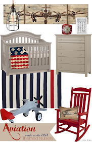 Fawn Over Baby Quot Made In The Usa Quot Themed Nursery Designs