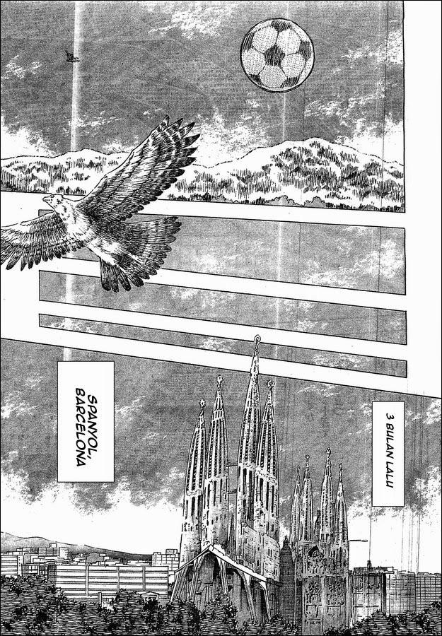 Captain Tsubasa – Rising Sun Chapter 01-5