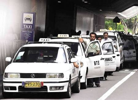 "Say goodbye to long taxi cue lines and ""taga pasahe"" airport transport scam."