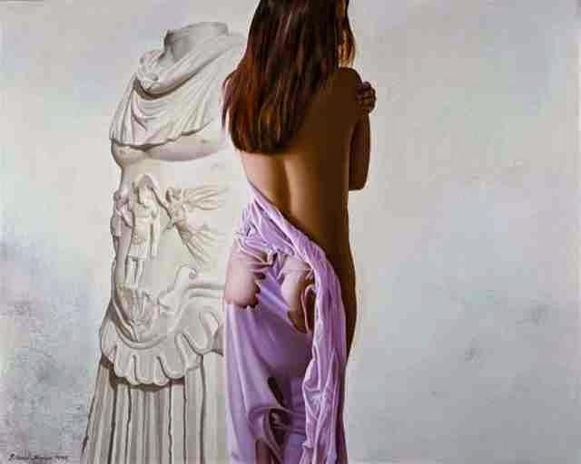 Македонский художник-реалист. Stefan Hadzi Nikolov