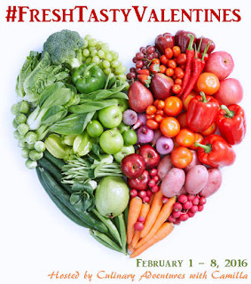 The Giveaway Event You've Been Waiting For - #FreshTastyValentines | Famished Fish, Finicky Shark