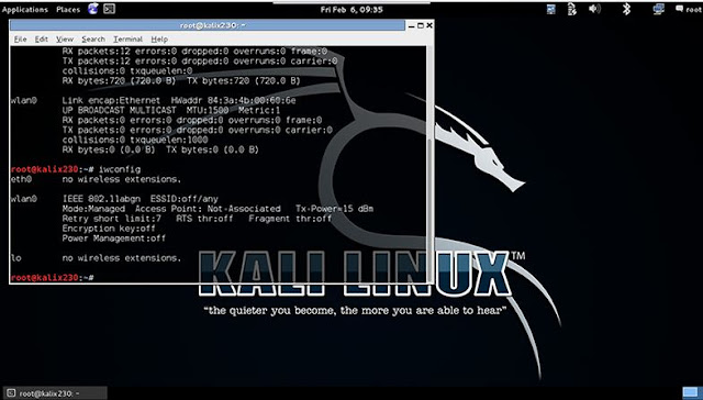 How to Find or Scan Hidden Wireless Networks (SSID's) Using Kali Linux