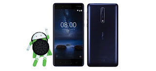 Nokia 8 Now Receiving Android 8.0 Oreo Update